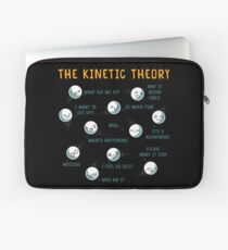 The Kinetic Theory Laptop Sleeve