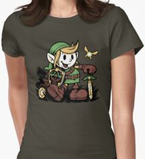 Vintage Link Women's Fitted T-Shirt