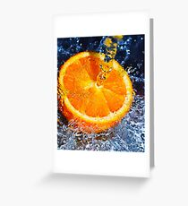Quench Greeting Card