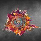 Flower Power Fractal Art by JBJart