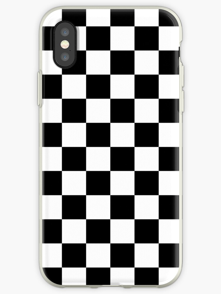 save off 2b2ed e4765 'Checkerboard iPhone Case' iPhone Case by Jessica Johansson