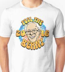 Feel The Bern Sanders for President T-Shirt
