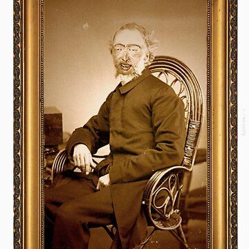 William Jebediah Spunnigan - circa 1910 by gerthless