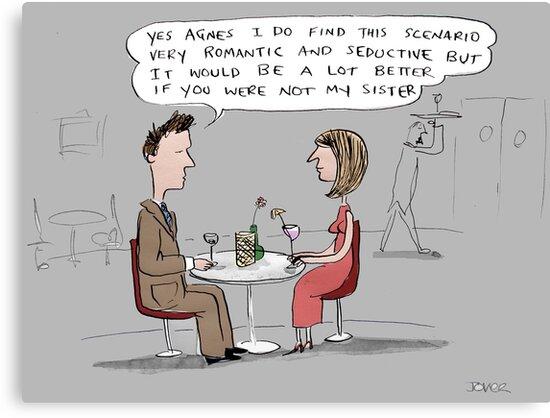 odd romance by Loui  Jover