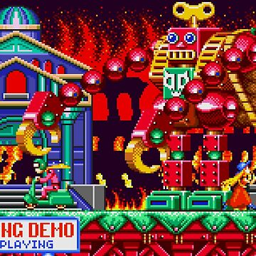 Dynamte Headdy Opening Demo by obscuregames