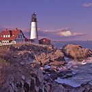 Portland Head Lighthouse by MGriffiths