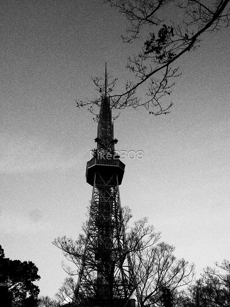 Nagoya TV Tower 6 by Fike2308