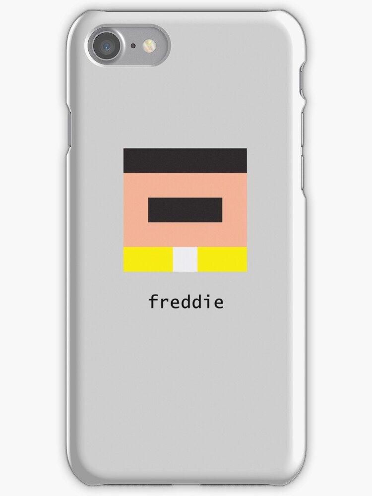 Pixelebrity - Freddie by mattoakley