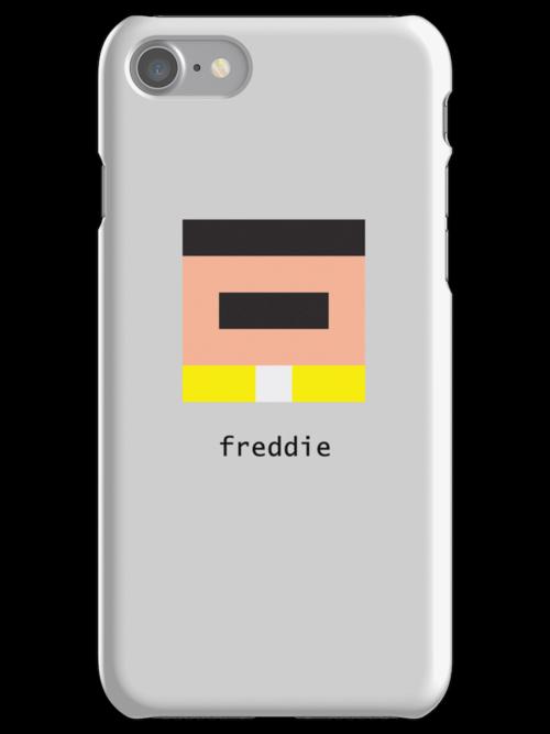 Pixelebrity - Freddie by mattoakley