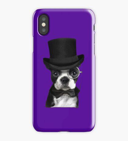 Like A Sir - Puppy iPhone Case/Skin