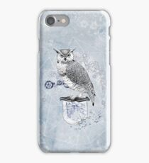 Owl Theory iPhone Case/Skin