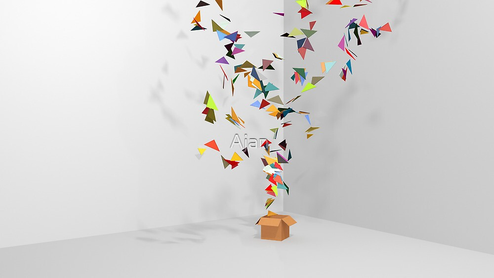 Out of the Box by Ajan