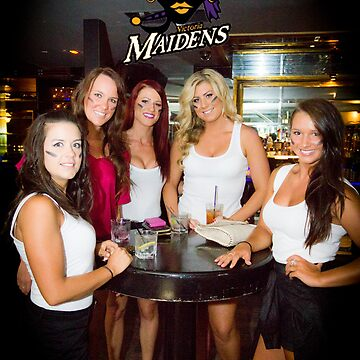LFL Australia - Victoria Maidens by seguel
