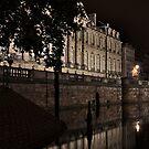 Rohan Castle by Daniel Nautré