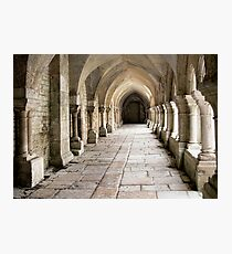 Cloister Photographic Print