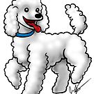poodle by Jennifer Stolzer