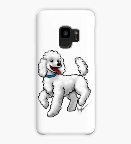 poodle Case/Skin for Samsung Galaxy