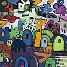 Community Ascent by Jonathan Grauel