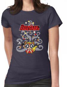 Princess of Powerpuff Womens Fitted T-Shirt