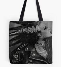 The Punk Rock Bride Tote Bag