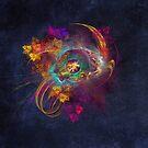 Other Side Fractal Art by JBJart