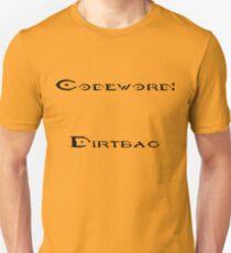 Red vs Blue Codeword Dirtbag T-Shirt
