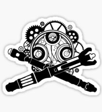 Doctor Who Army Sticker