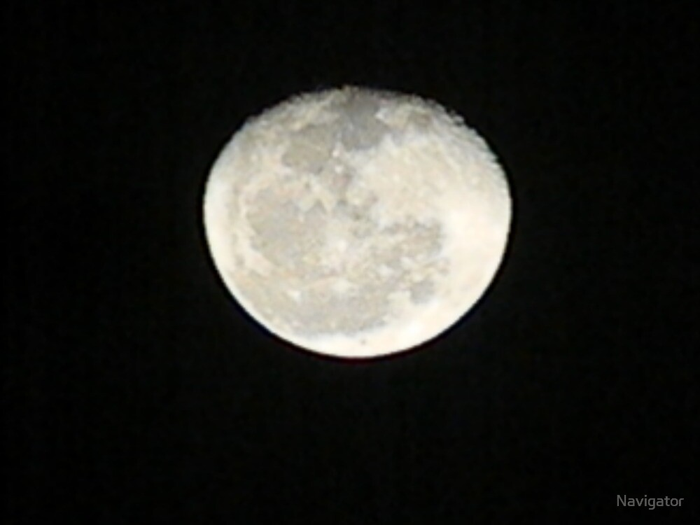Strange Moon by Navigator
