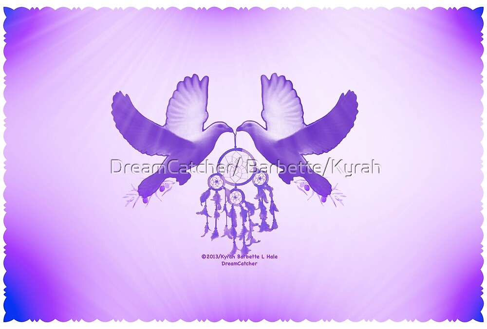 Two Doves by DreamCatcher/ Kyrah
