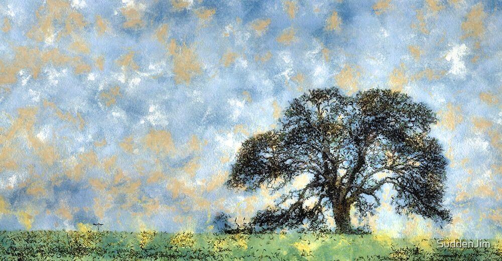 For Cezanne by SuddenJim