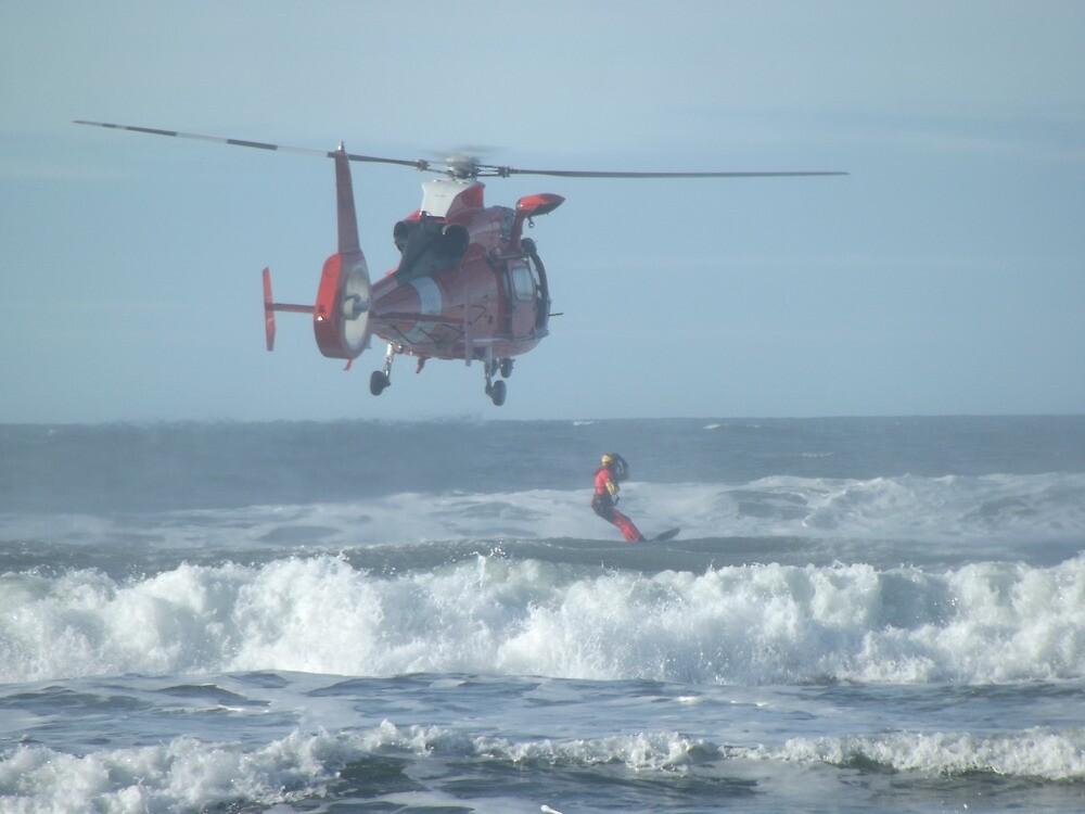 Coast Guard Jumping by BUNDER