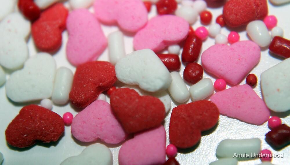 Valentine Sprinkles by Annie Underwood