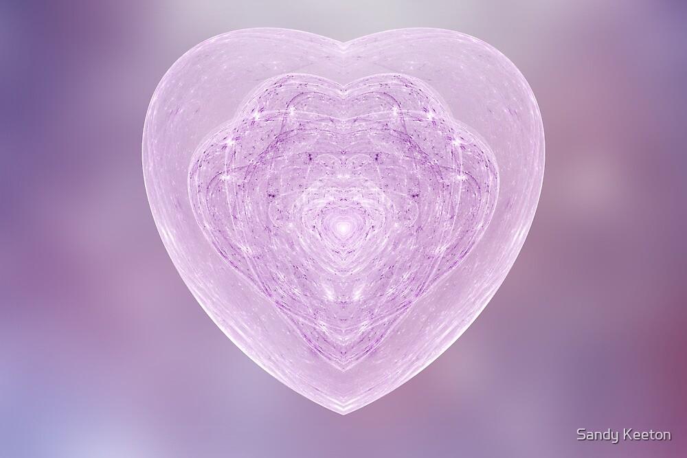 Purple Heart by Sandy Keeton