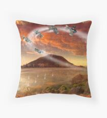 Viper Squadron Throw Pillow
