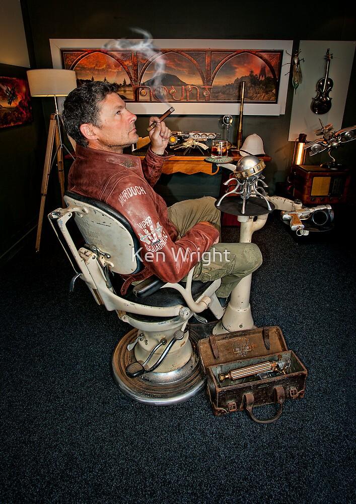 Cpt Rob Murdoch's Tele-Krono Transportator by Ken Wright