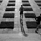 The Runners by JHP Unique and Beautiful Images