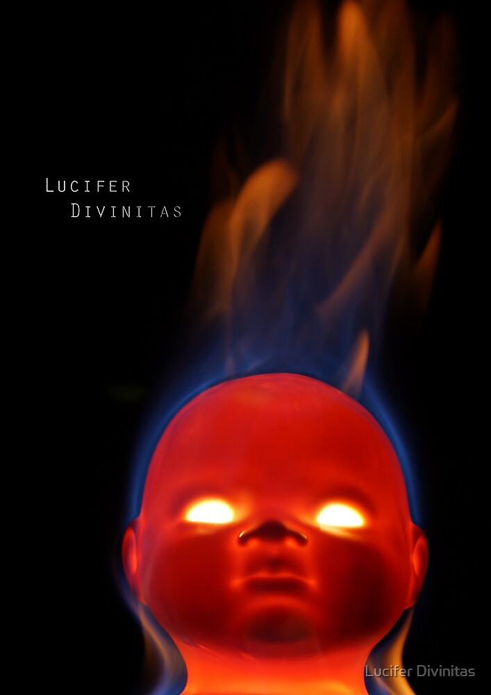 Burn Baby Burn Color by Lucifer Divinitas