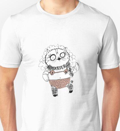 Working Cat T-Shirt