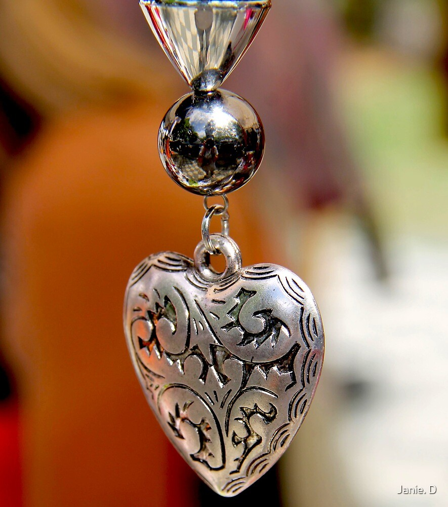 Love Heart by Janie. D