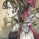 Steampunk Doll by meredithdillman