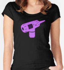 Auroscope Women's Fitted Scoop T-Shirt