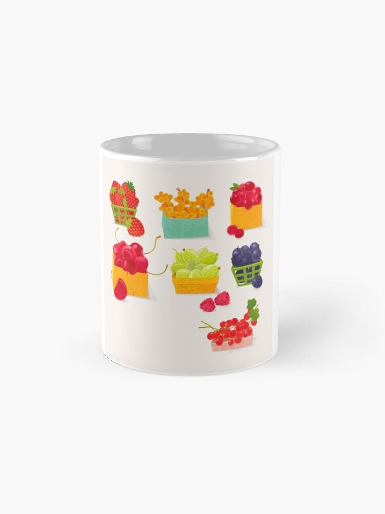 Alternate view of Sweet Berries Mug
