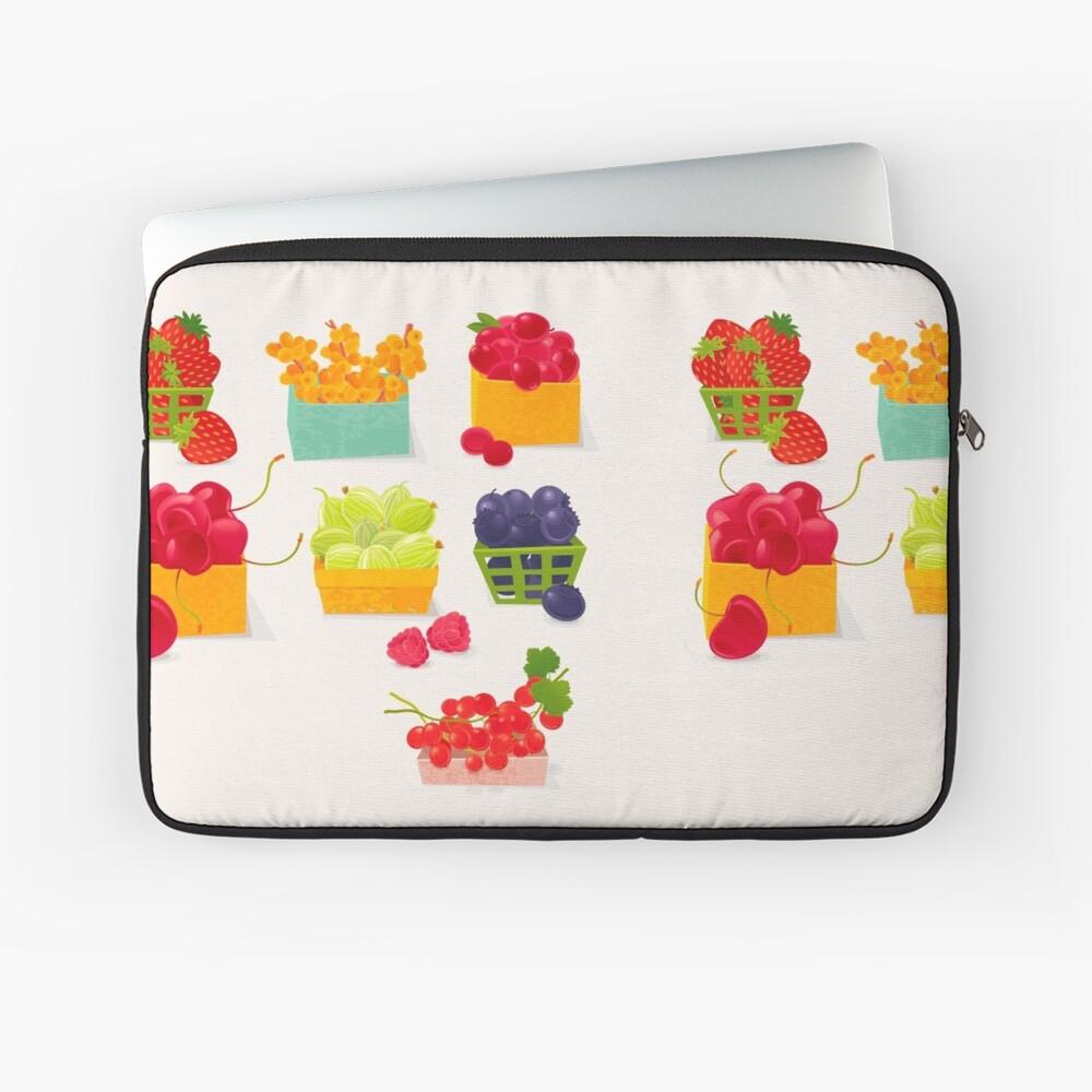 Sweet Berries Laptop Sleeve