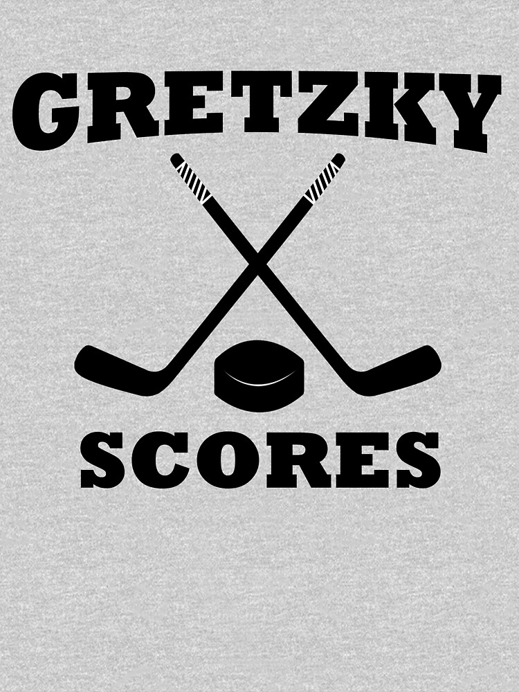 Gretzky Scores by Dheisel