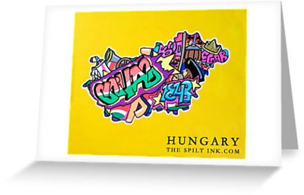 HUNGARY by thespiltink