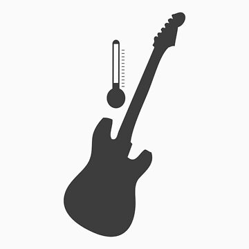 Guitar for Temperature by konman96