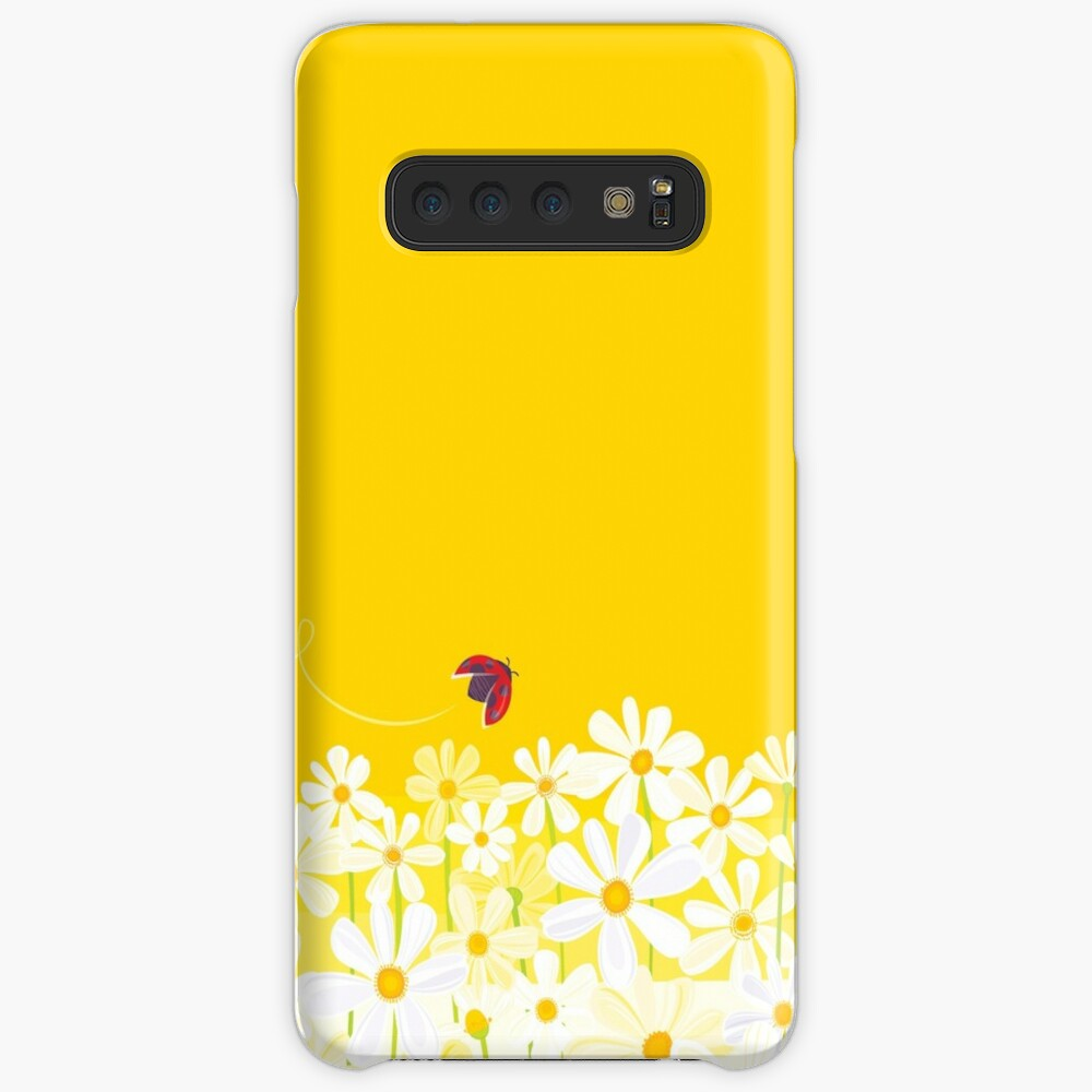 Daisies Case & Skin for Samsung Galaxy