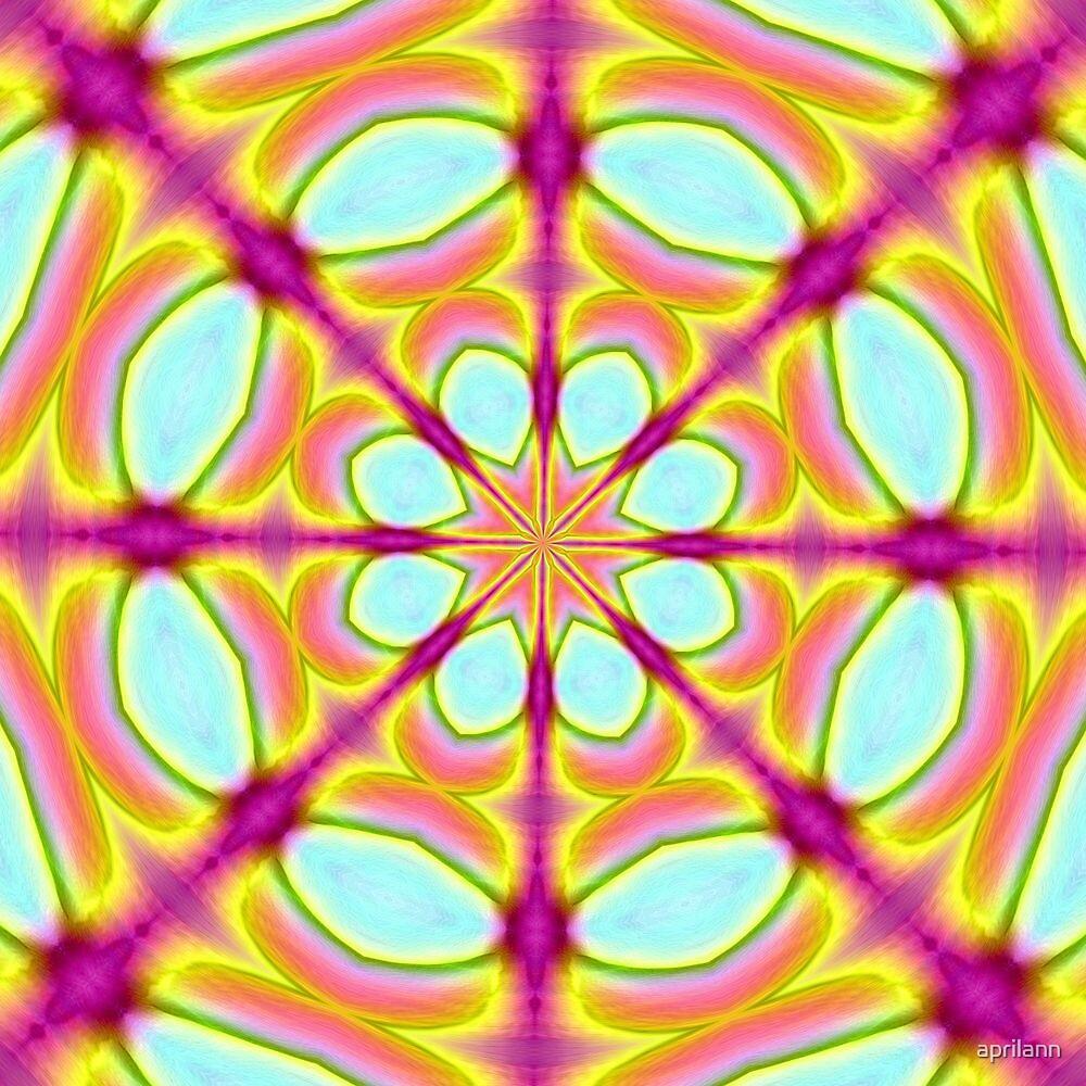 Krazy Kaleidoscope by aprilann