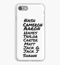 original magcon stars  iPhone Case/Skin