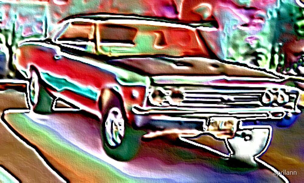 '67 Chevelle by aprilann
